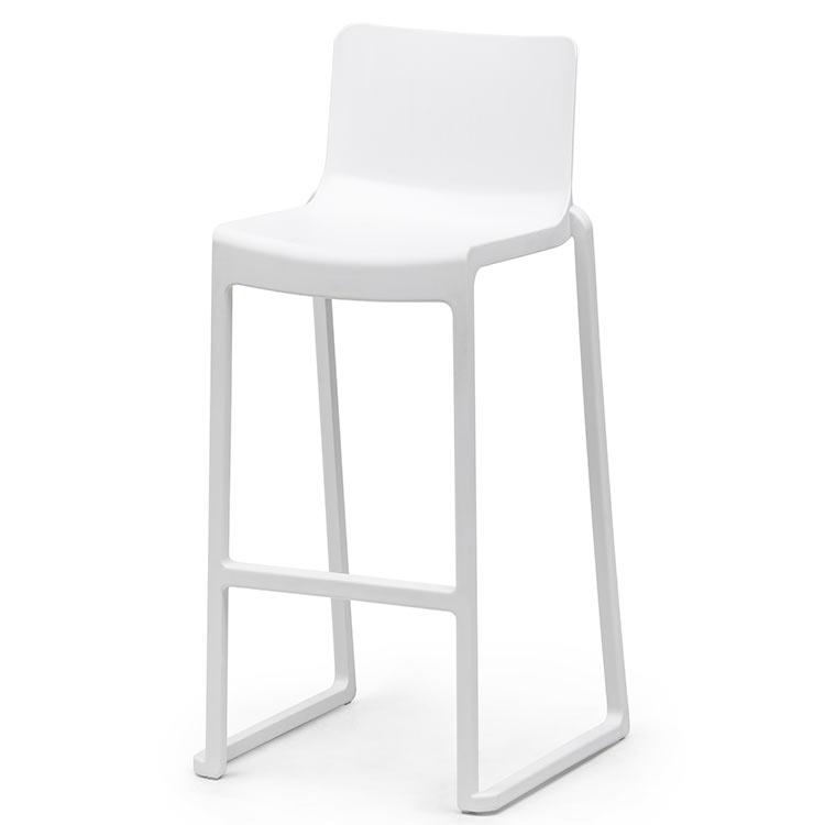 Chaise haute Kasar blanche