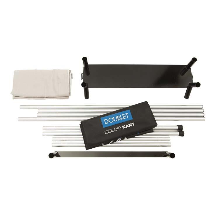 Composants de l'isoloir kant (en kit)