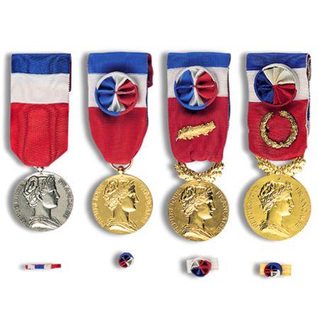 Médailles d'ancienneté (non-officielles)