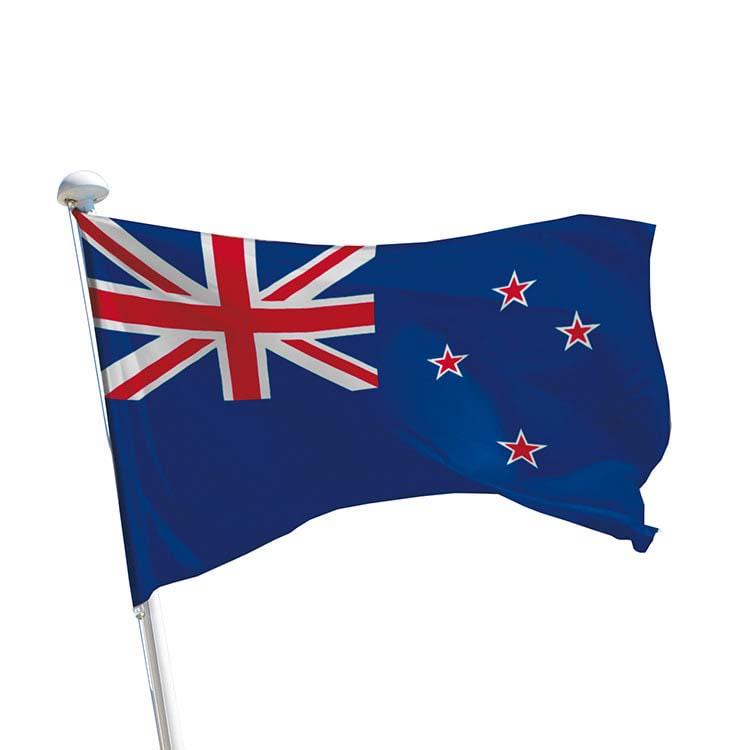 Drapeau Nouvelle-Zélande pour mât