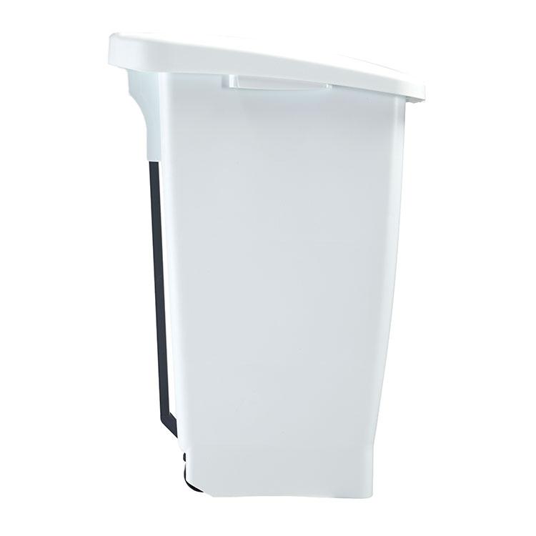 Poubelle container 60 litres à pédale