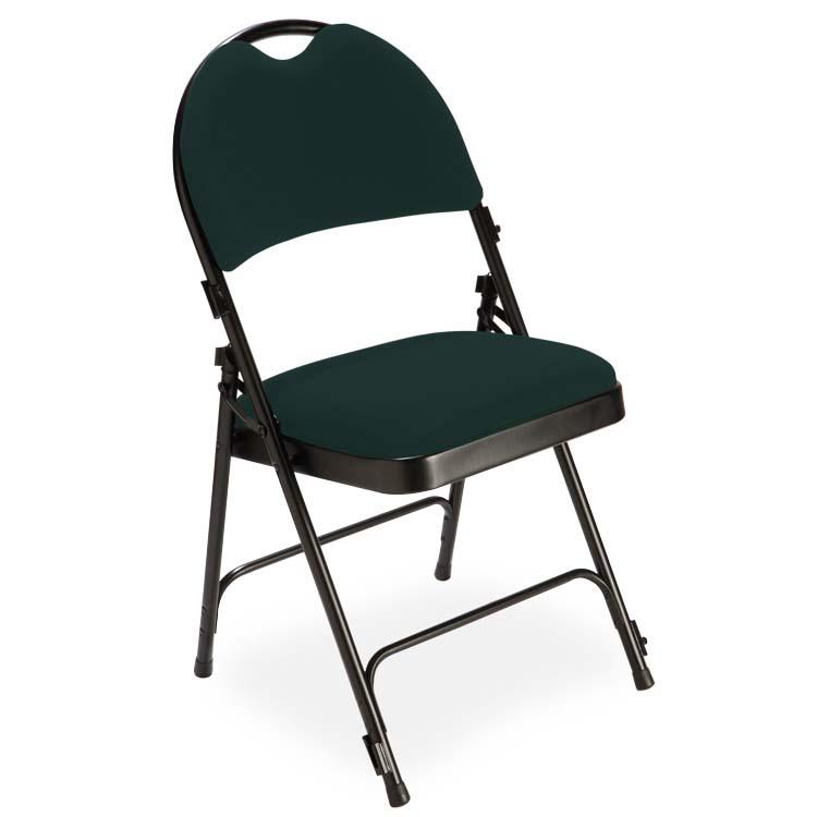 Chaise 2600 velours M1 vert