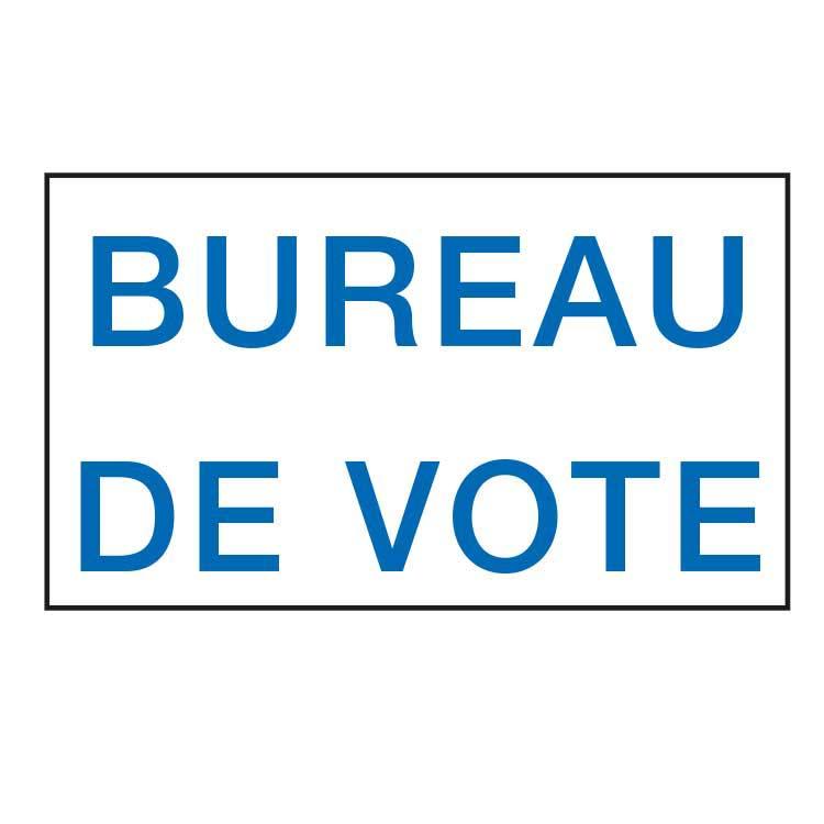 Panneaux De Signalisation Pour Elections