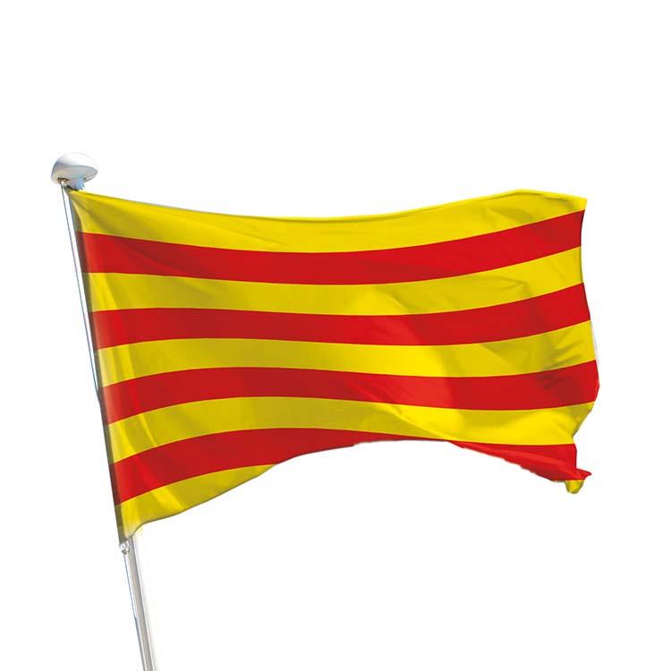 Pavillon province Catalogne