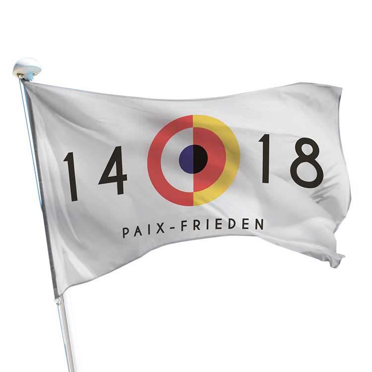 Pavillon Paix - Frieden