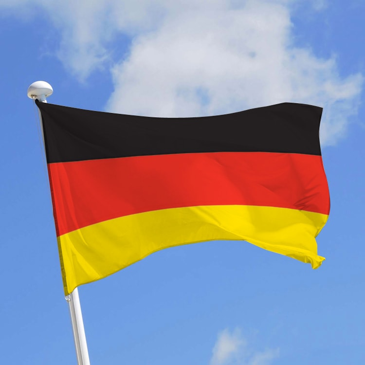 Drapeau Allemagne