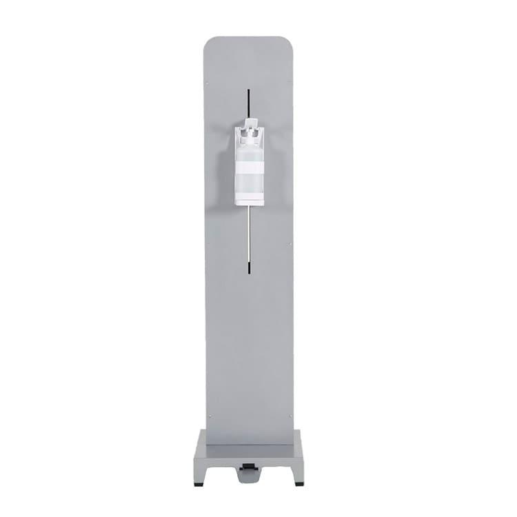 Borne de gel rechargeable à hauteur ajustable