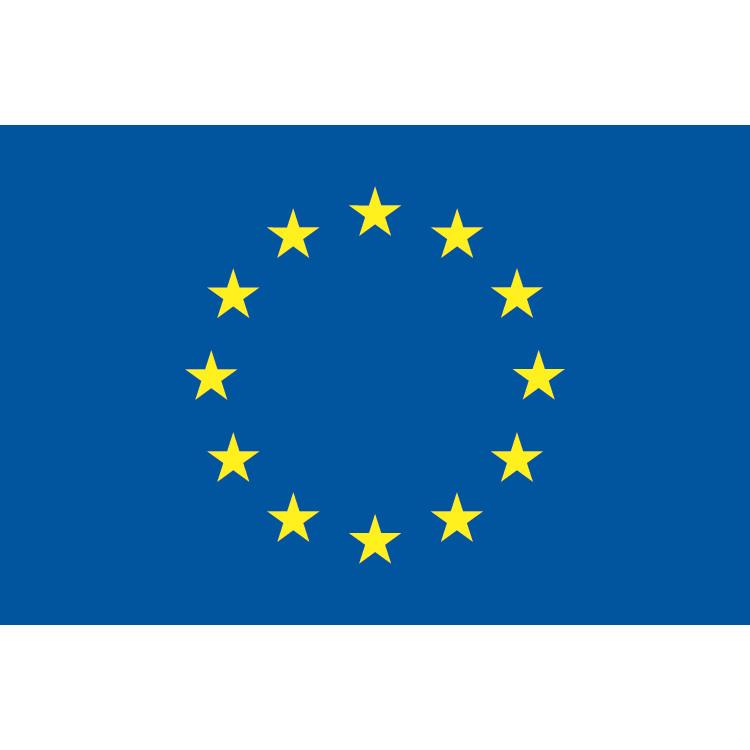 Drapeau de l'Europe - Union Européenne