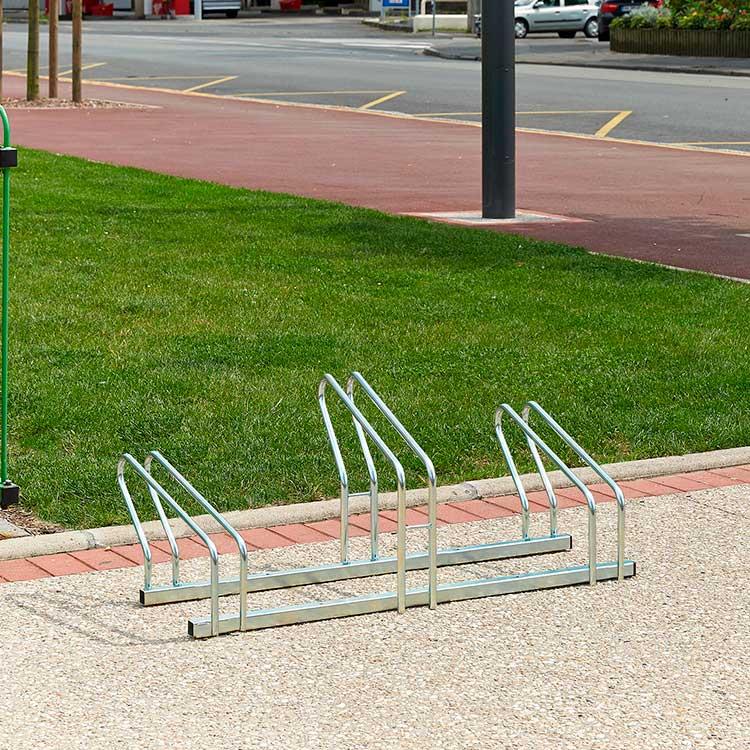 Rack à vélo Sydney 3 cycles nu