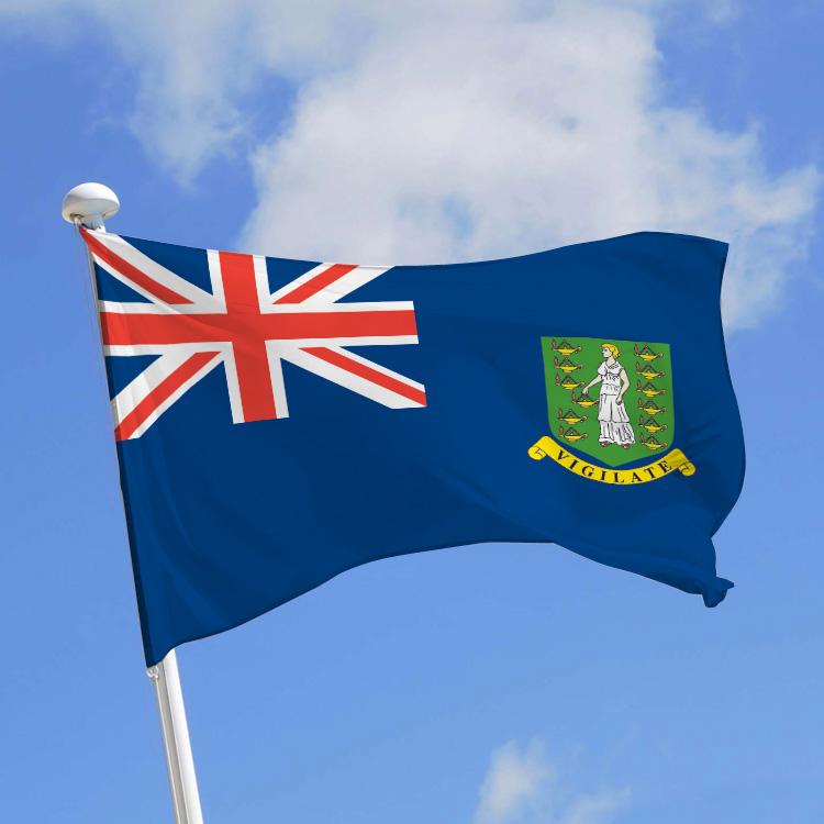Pavillon Iles Vierges Britanniques