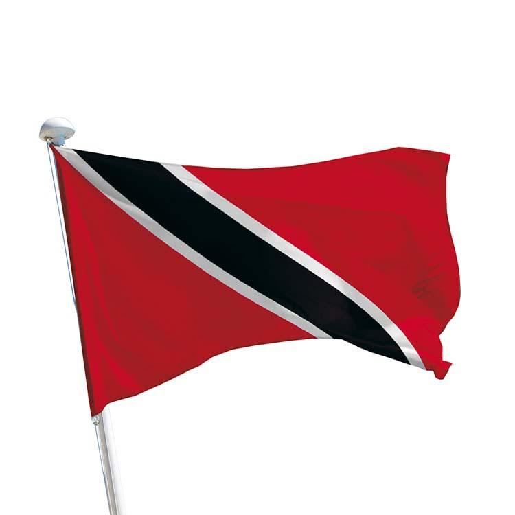 Drapeau Trinité-et-Tobago pour mât