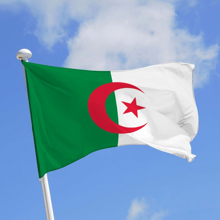Pavillon Algérie