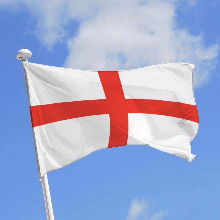Fabricant drapeaux des tats provinces du royaume uni - Drapeau rouge avec drapeau anglais ...