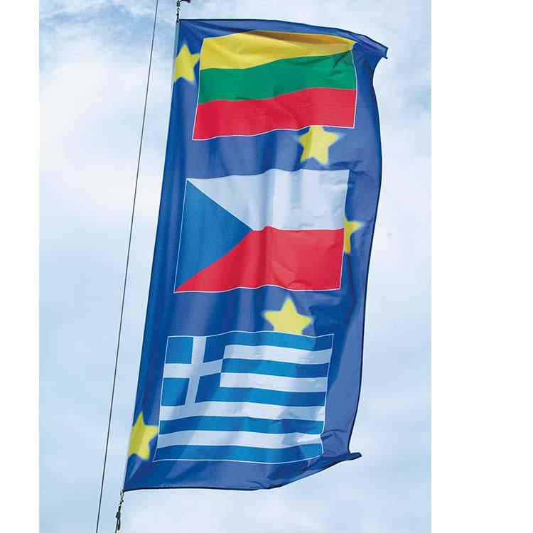 Bannière euro Pavillons