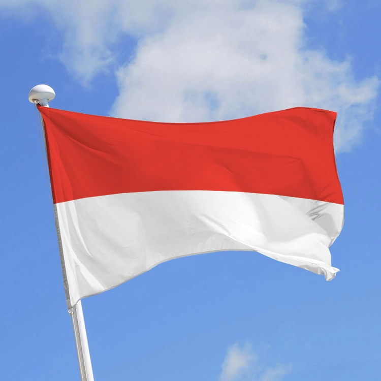 Pavillon Indonésie
