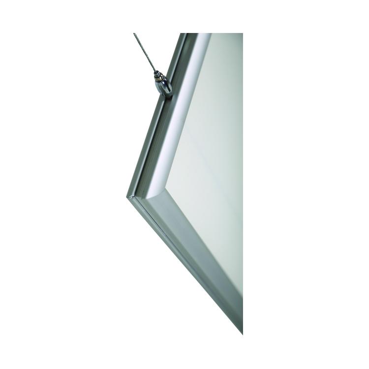 cadre clippant porte affiche suspendu
