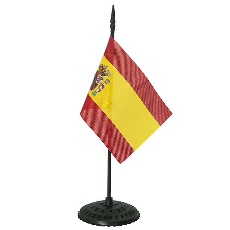 Drapeau de table Espagne