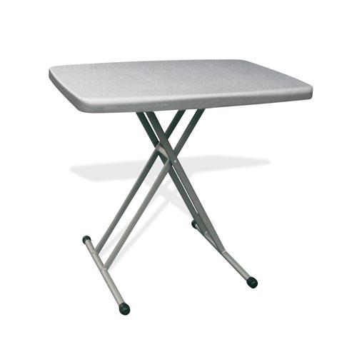 Table pour urne à hauteur variable