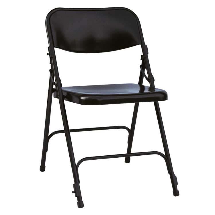 Chaise série 2700 noir M0