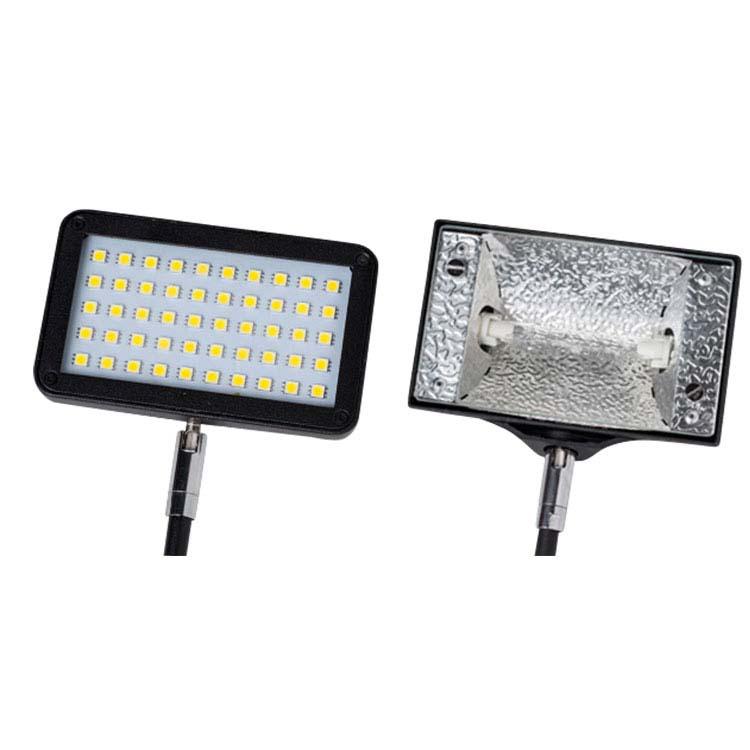 Spots LED et halogène