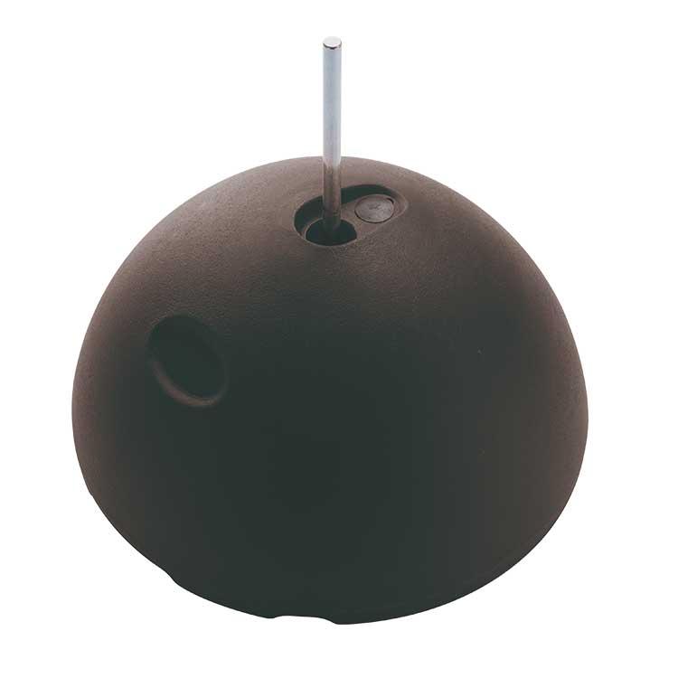 Base Windcolor noire 13 kg