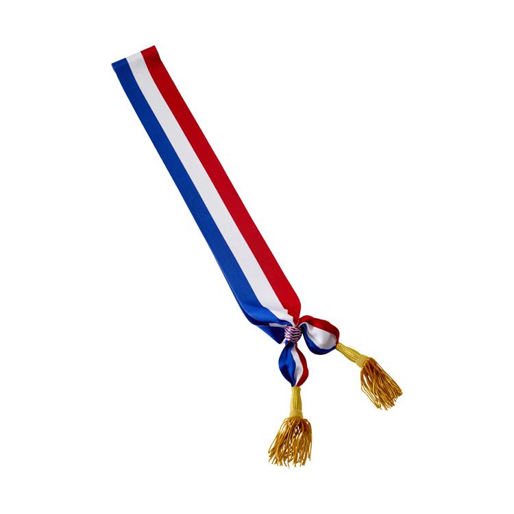 Écharpe tricolore de maire de Prestige