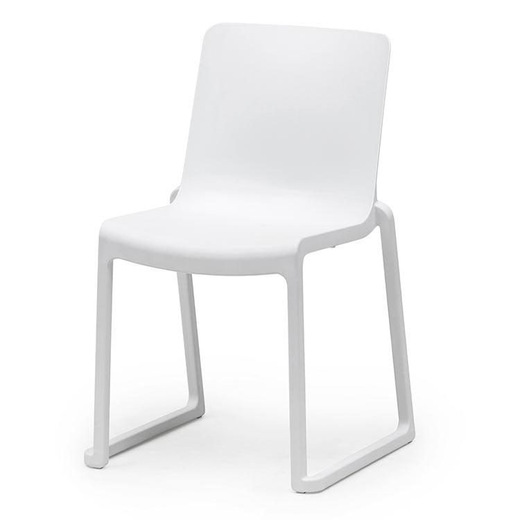 Chaise Kasar blanche