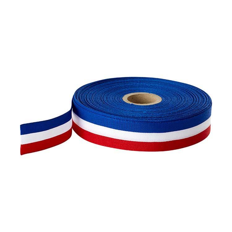 Ruban français longueur 25 m Largeur 2,5 cm