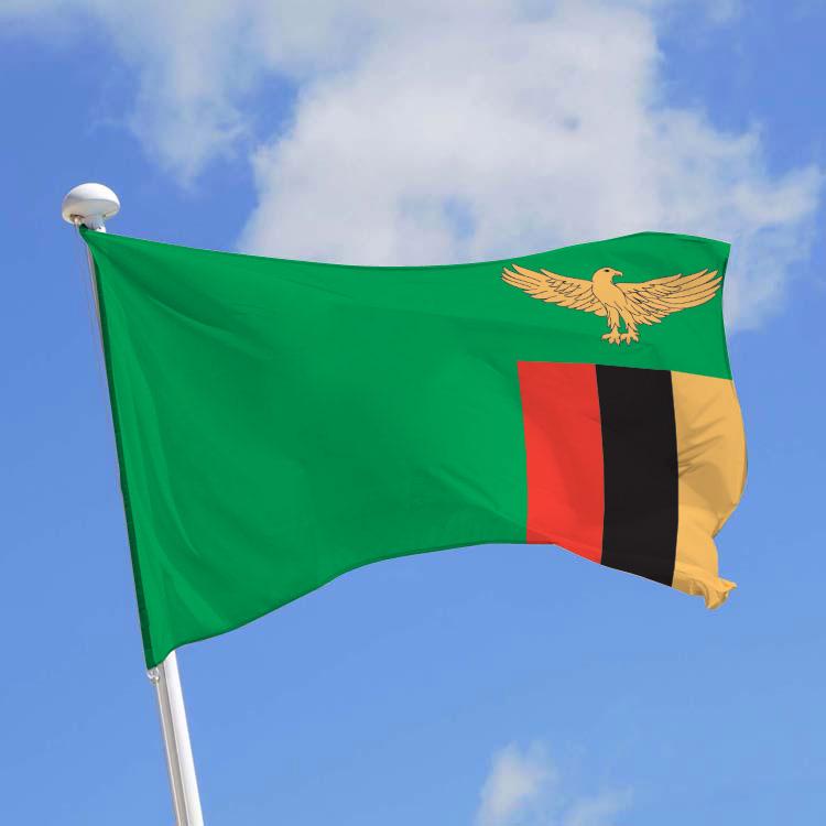 Pavillon Zambie