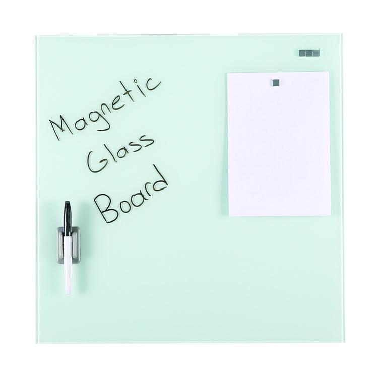 Tableau magnétique en verre
