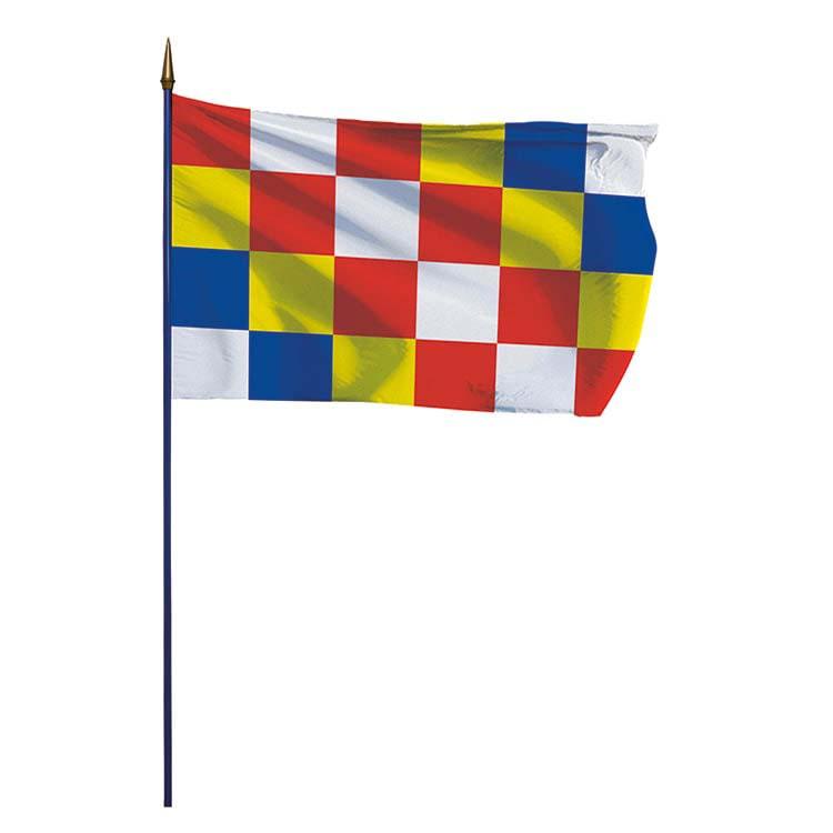 Anvers drapeau province belge