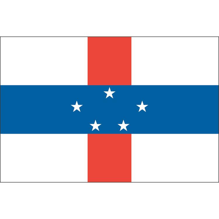 Drapeau Antilles Néerlandaises