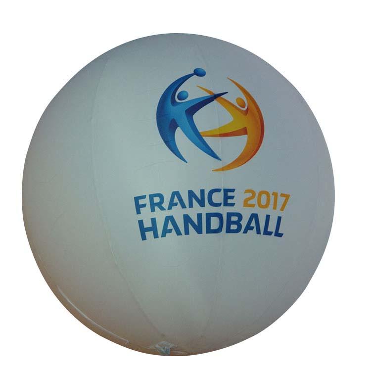 Ballon de foule France 2017 Handball