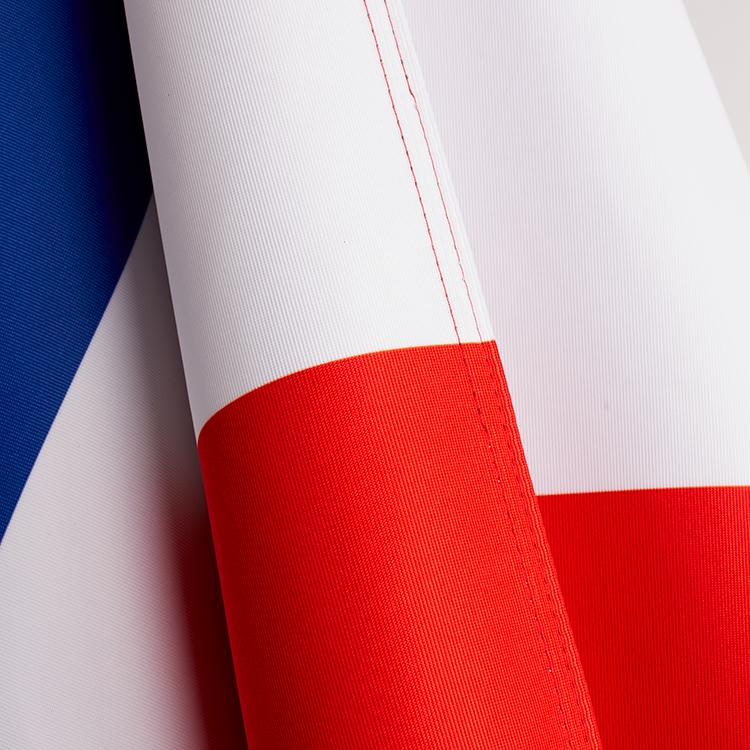 Matière du drapeau France