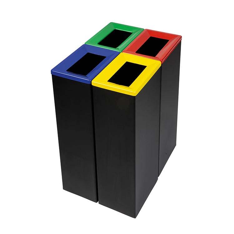 Corbeille Quadratri 4 blocs