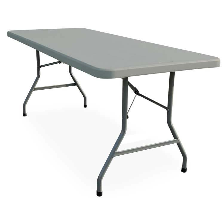 Table pliante Duralight 244 cm