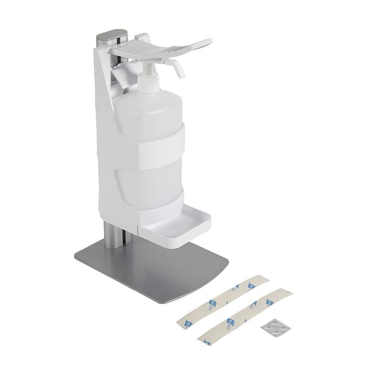 Distributeur de gel à poser rechargeable