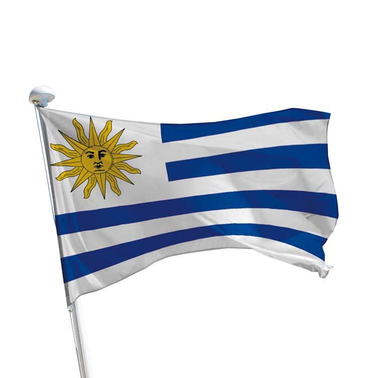 Drapeau Uruguay pour mât