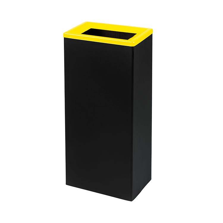 Corbeille Quadratri jaune