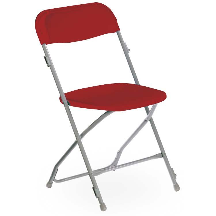 Chaise 2200 M4 bordeaux standard