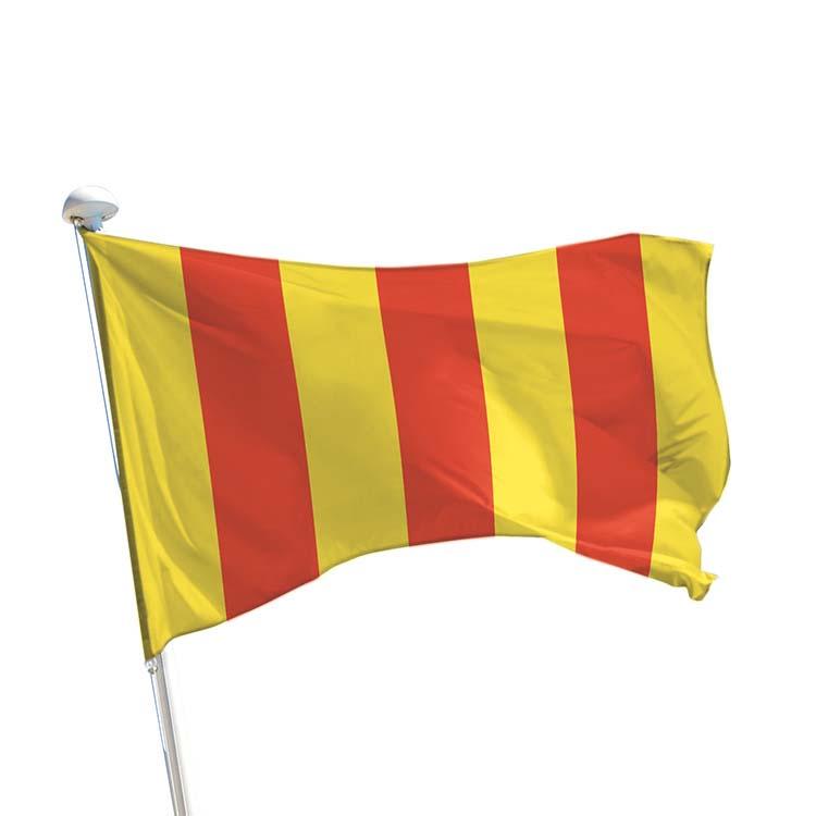 Drapeau province Comté de Foix pour mât