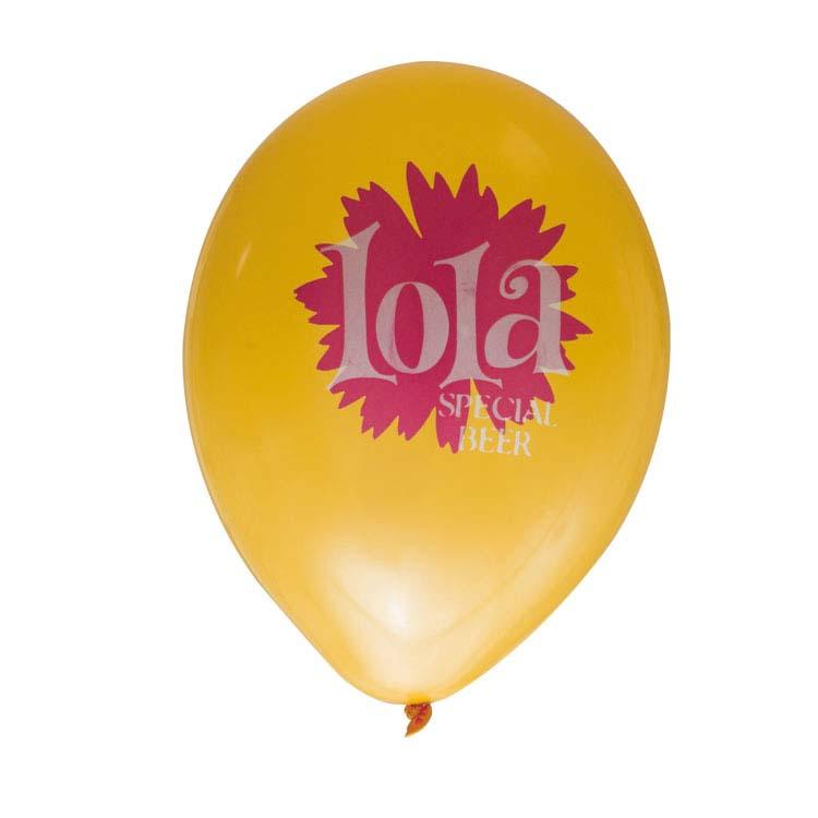 Ballon de baudruche personnalisable