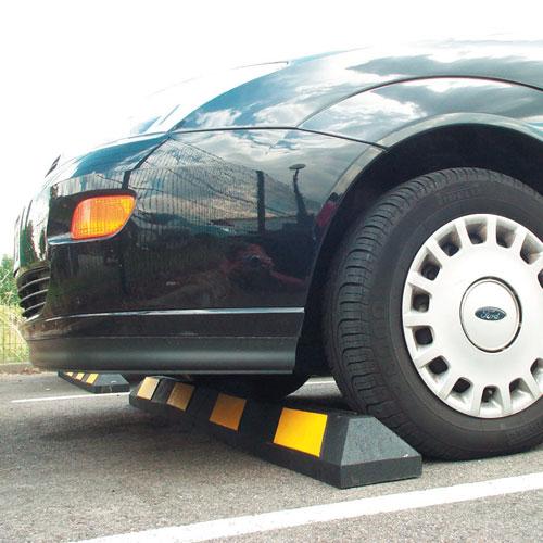 Butées de parking detail