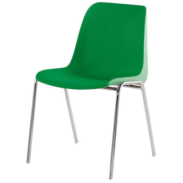 Chaise coque M4 vert