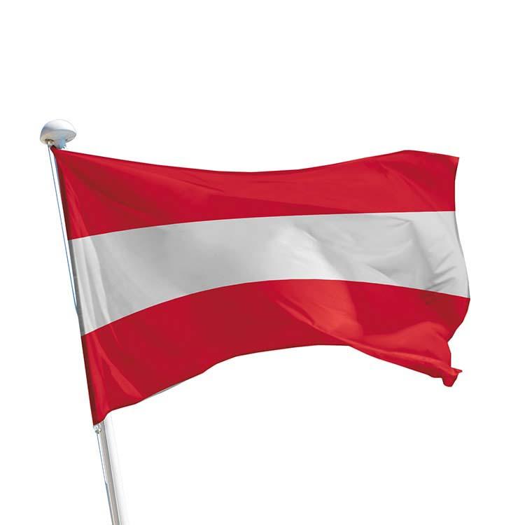 Drapeau Autriche pour mât
