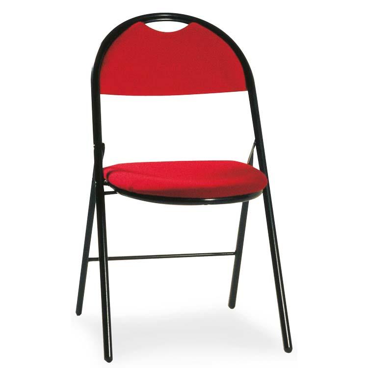 Chaise Roma standard bordeaux M4