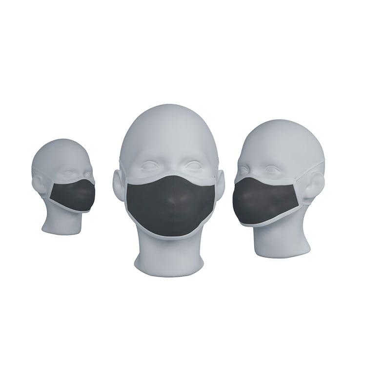 Masque de protection en tissu réutilisable imprimé