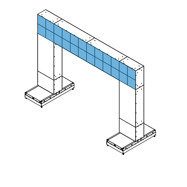 Arche transversale
