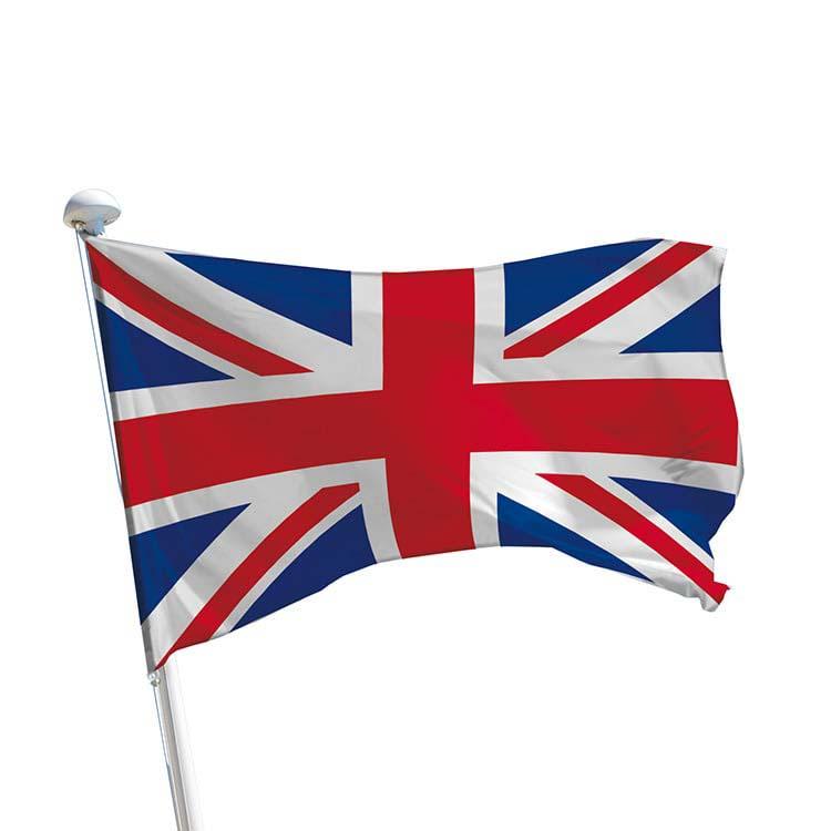 Drapeau Royaume-Uni pour mât