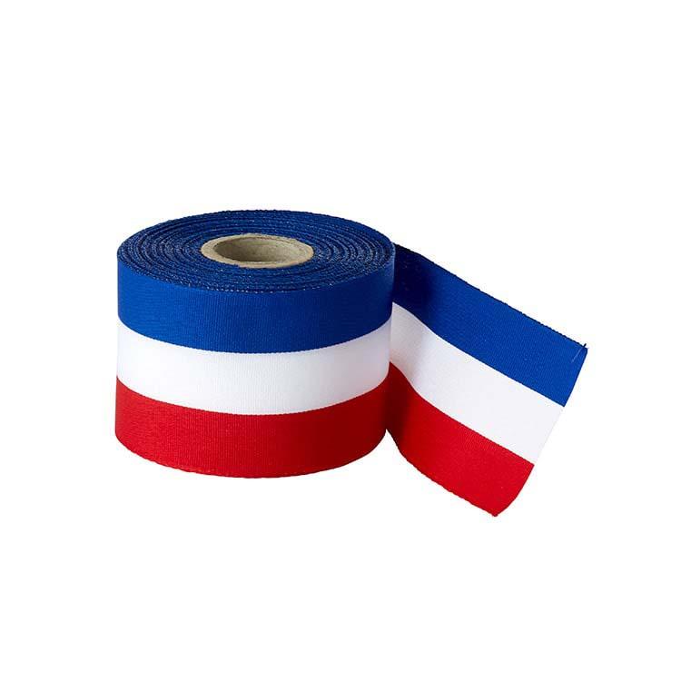 Ruban français longueur 10 m Largeur 5,5 cm